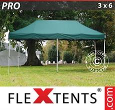 Racing tent PRO 3x6 m Green