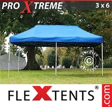 Racing tent Xtreme 3x6 m Blue