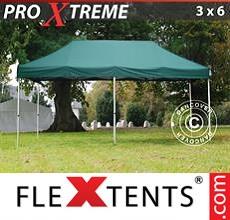 Racing tent Xtreme 3x6 m Green