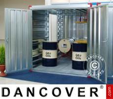 Environmental Storage Container 3x2.2x2.2 m