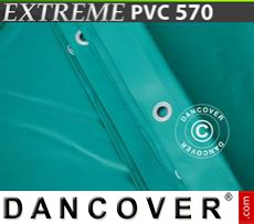 Tarpaulin 6x8m PVC 570 g/m² Green