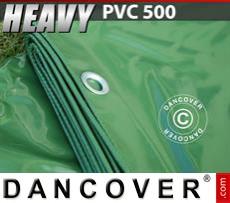 Tarpaulin 8x14 m PVC 500 g/m² Green
