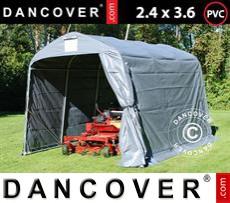 Tents PRO 2.4x3.6x2.34 m PVC, Grey