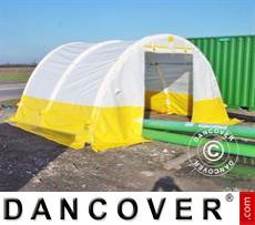 Work tent, welding, PRO 6.00 x 5.50 m