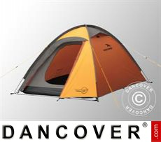 Camping tents, Easy Camp, Meteor 200, 2 persons, Orange