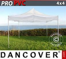 Party Marquee PRO 4x4 m Clear