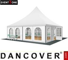 Party Marquee  PRO + 8x8 m EventZone