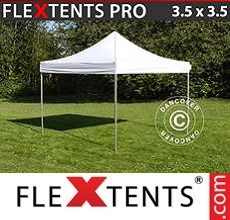 Pop up canopy PRO 3.5x3.5m White