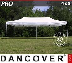 Pop Up Marquee PRO 4x8 m White