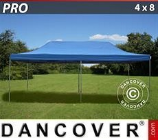 Pop Up Marquee PRO 4x8 m Blue