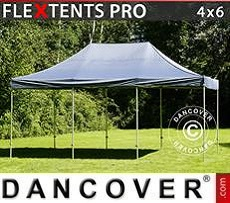 Pop Up Marquee PRO 4x6 m Grey