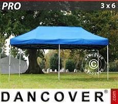 Pop Up Marquee Pro 3x6 m Blue