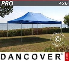 Pop Up Marquee PRO 4x6 m Blue