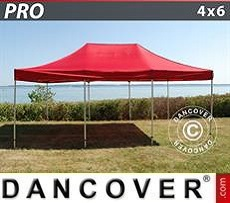 Pop Up Marquee PRO 4x6 m Red