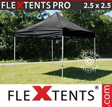 Racing tent PRO 2.5x2.5 m Black