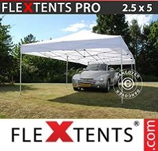 Racing tent  PRO 2.5x5 m White