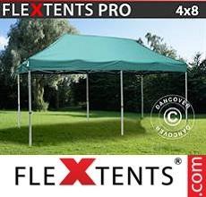 Racing tent PRO 4x8 m Green