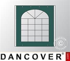 Sidewall w/window for Marquee UNICO, PVC/Polyester, 3m, Dark Green