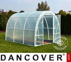 Greenhouse 2.2x5x1.9 m, 11 m², Transparent