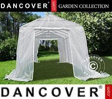 Greenhouse 3.3x6x2.4 m, PE, 19.8 m², Transparent