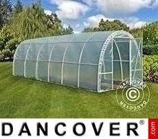 Greenhouse 2.2x6x1.9 m, 13.2 m², Transparent
