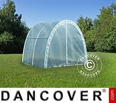 Greenhouse 2,2x2x1.9 m, 4.4 m², Transparent