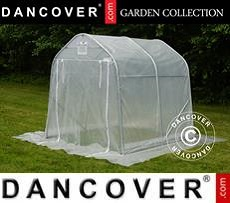 Polytunnel Greenhouse 2x2x2 m, PE, 4 m², Transparent