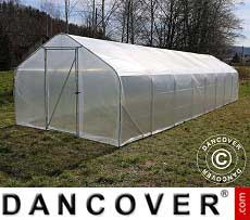 Polytunnel Greenhouse 4x10x2.40 m