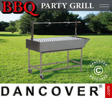 Barbecue Grill PRO PARTY, 120 cm