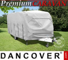 Caravan cover, 5.8x2.5x2.25m