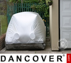 Carcoon 4.7x2 m Silver, Outdoor
