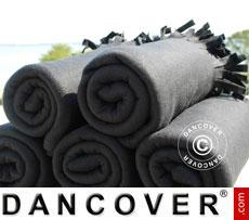 Fleece Blanket (10 pcs.), black