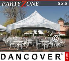 Pagoda Marquee PartyZone 5x5 m PVC