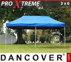 Pop up gazebo FleXtents Xtreme 3x6 m Blue