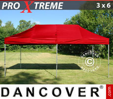 Pop up gazebo FleXtents Xtreme 3x6 m Red
