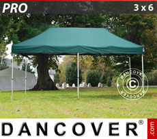 Pop up gazebo FleXtents PRO 3x6 m Green