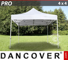 Pop up gazebo FleXtents PRO 4x4 m White