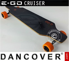 Skateboard, electric E-GO Cruiser