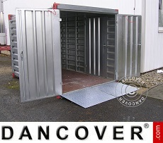 Drive-in ramp, 1 pcs.