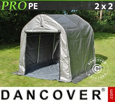 Portable Garage PRO 2x2x2 m, with ground cover