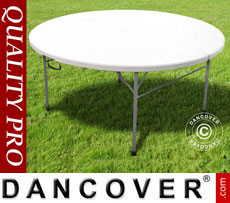 Round folding table Ø 152 cm (1 pcs.)