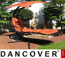 Swing Lounger terracotta
