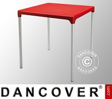 Garden table Boulevard Red