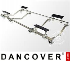 Boat Dolly 0.83x3.14 m, NOA