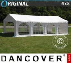 Marquee Original 4x8 m PVC, White