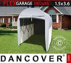 Car Cover Folding tunnel garage (MC), 1.5x3.6x2.05 m, Grey