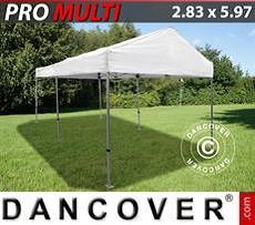 Pop up gazebo FleXtents Multi 2.83x5.87 m White