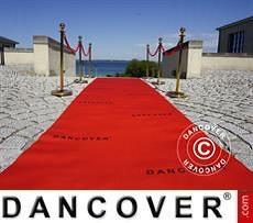 Logo Print Branding Red carpet runner w/print, 2.4x6m