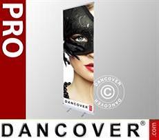 Logo Print Branding Roller banner PRO 85x200 cm, single sided