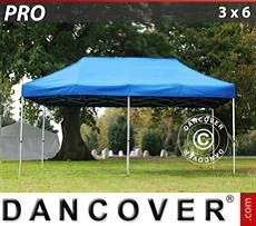 Racing tents Pop up gazebo FleXtents Pro 3x6 m Blue